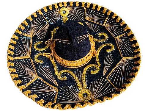 Sombreiro Preto