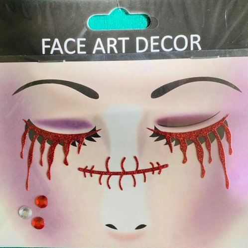 Adesivo Blood Tear