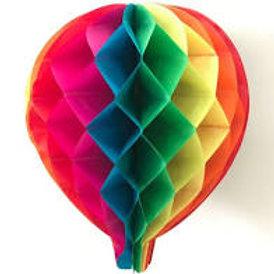 Balão Papel Junino