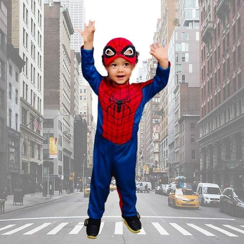 Homem Aranha Infantil