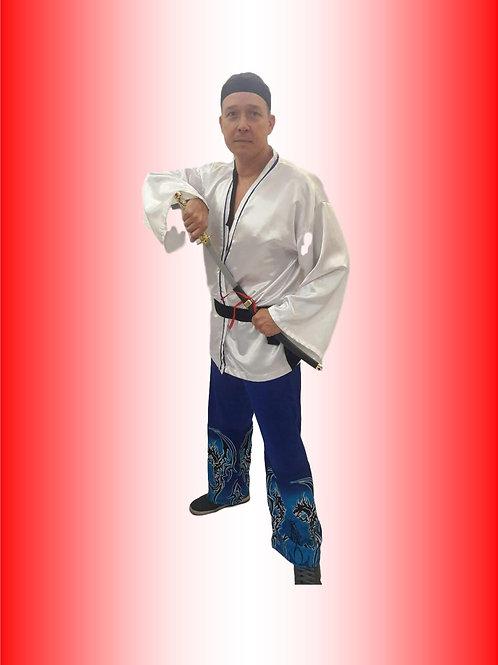 Samurai Br/Az Cód 1443