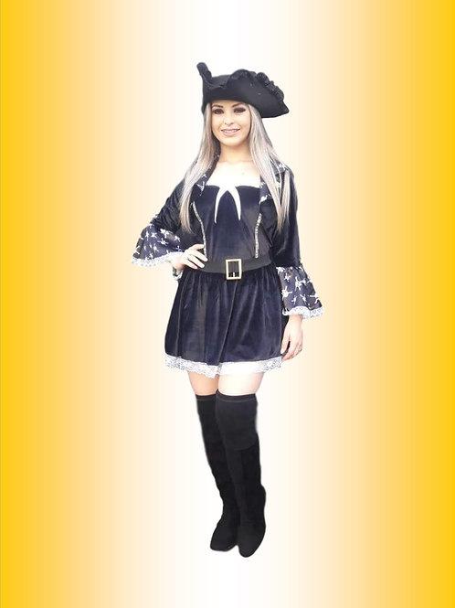 Pirata Bolero Cód 4072