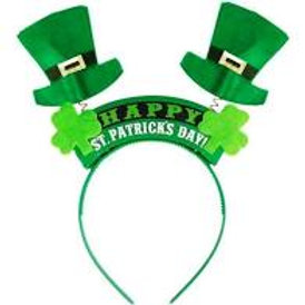 "Tiara Happy St Patrick""s Day"