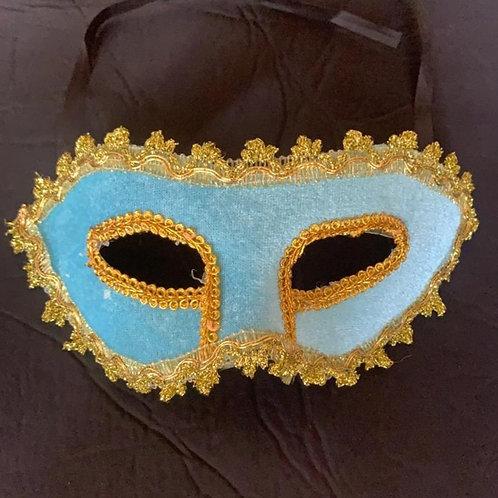 Máscara Veludo