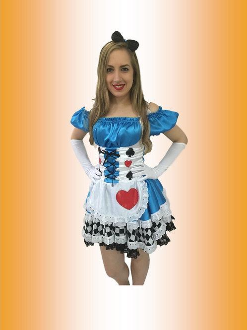 Alice Azul Cód 1839