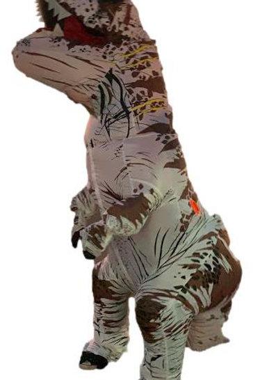 Dinossauro Inflável Adulto