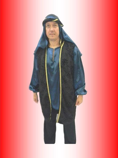 Sheik Azul Cód. 2945
