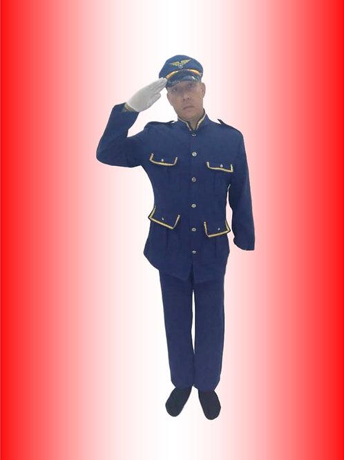 Comandante Azul Cód 2949