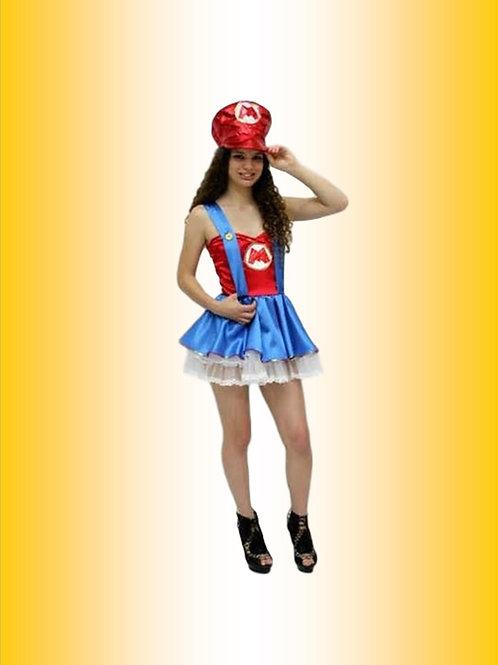 Super Mario Fem. Cód 3302