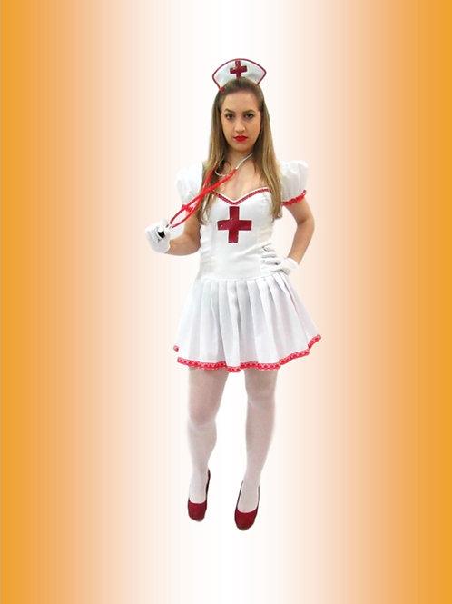 Enfermeira Clássica Cód 3389