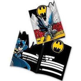 Convite Aniver. Batman