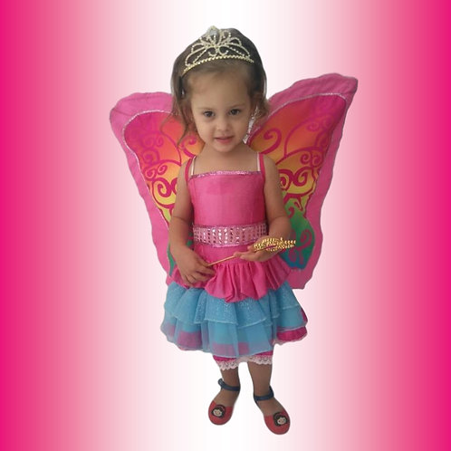 Barbie Borboleta Cód.2531