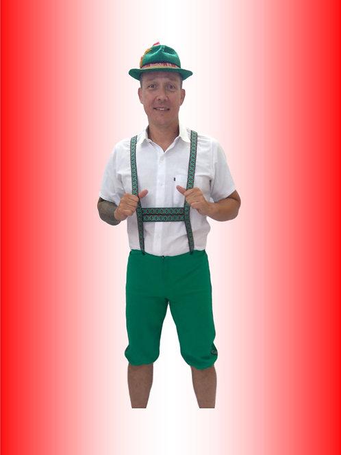 Alemão Verde Cód 2934