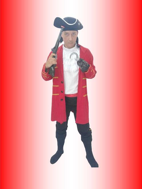 Capitão Gancho Cód 2860