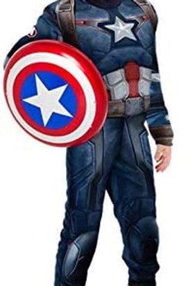 Capitão América Infantil