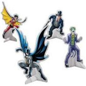 Decoração de Mesa Batman 8 unid.