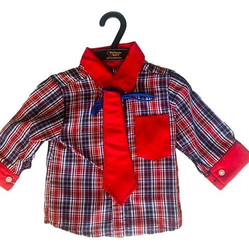 Camisa Baby Junino