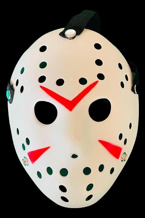 Máscara Jason Luxo