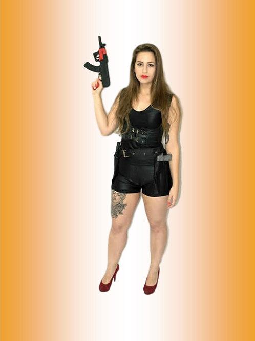 Lara Croft Cód 2505