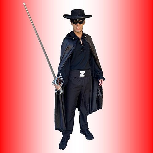 Zorro Cód. 1091