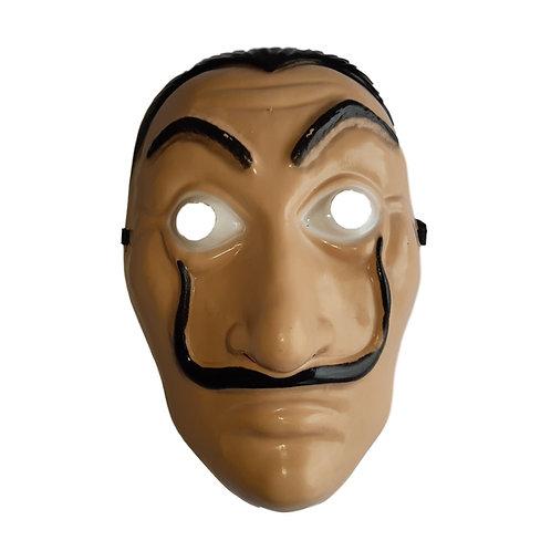 Máscara Salvador Dalí (La Casa de Papel)