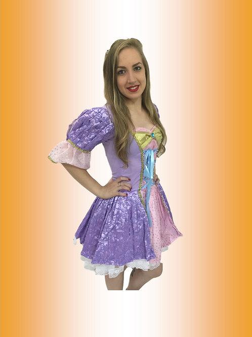 Rapunzel Curta Cód 3168