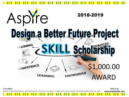 AspYre Scholarship!