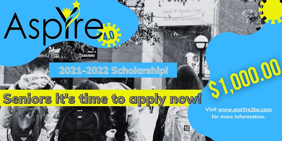 AspYre Scholarship Opportunity