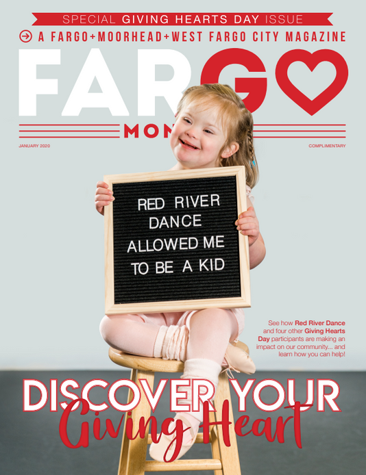 Evelyn Cover Fargo Monthly