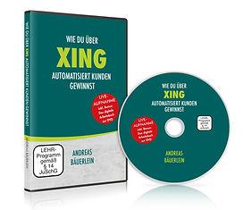 Videokurs Wie Du über Xing automatisiert Kunden gewinnt von Andreas Bäuerlein