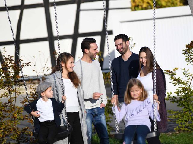 Familien stärken