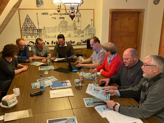 Ein starkes Team für Gochsheim