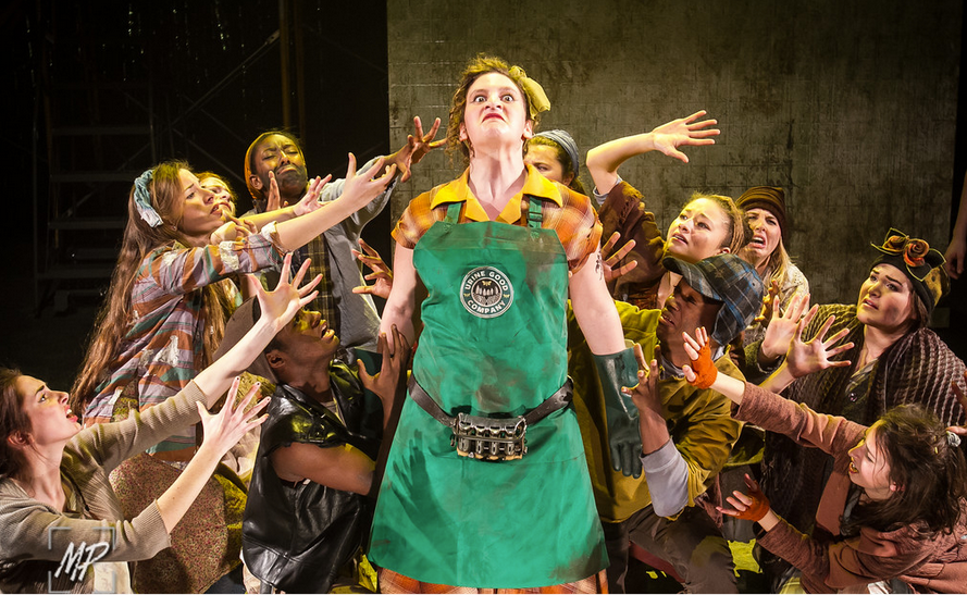 Penelope Pennywise, Urinetown the Musical
