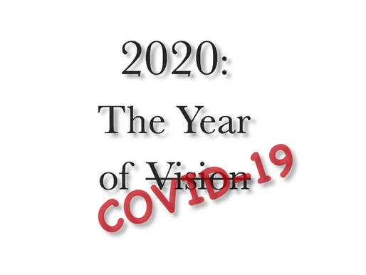 2020: The year of ... COVID-19