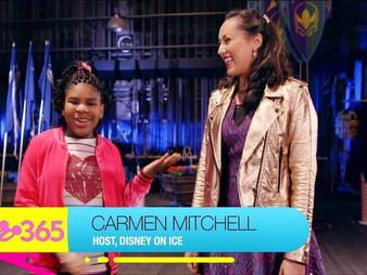 Disney 365 with Carmen!