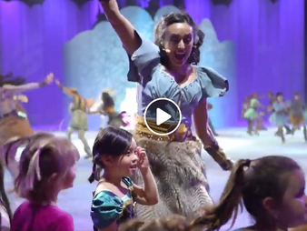 "Promo Video for Disney on Ice Presents ""Dare to Dream""."