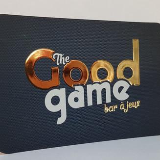 THE GOOD GAME - Bar à jeux
