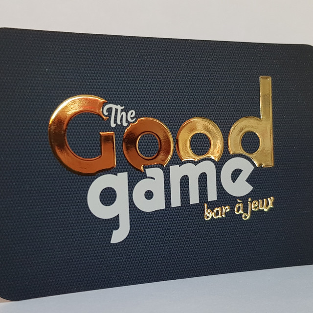 THE GOOD GAME - Bar à jeux