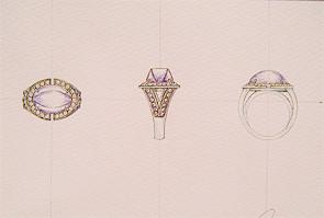 ジュエリーのオーダーメイド|谷口宝石|広島本通の宝石店
