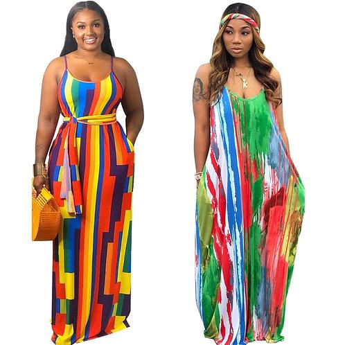 Summer Bohemian Dress