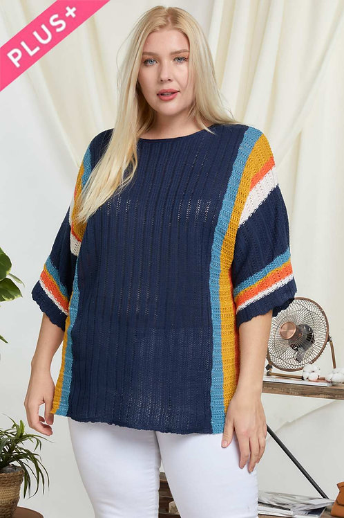 Classy Work  Sweater