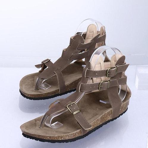 Hot Sale 2018 Women's Ladies Roman Sandals Pu