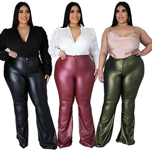 Just Flex Flare Pants