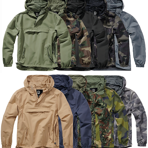 Have It Your Way Pullover Jacket