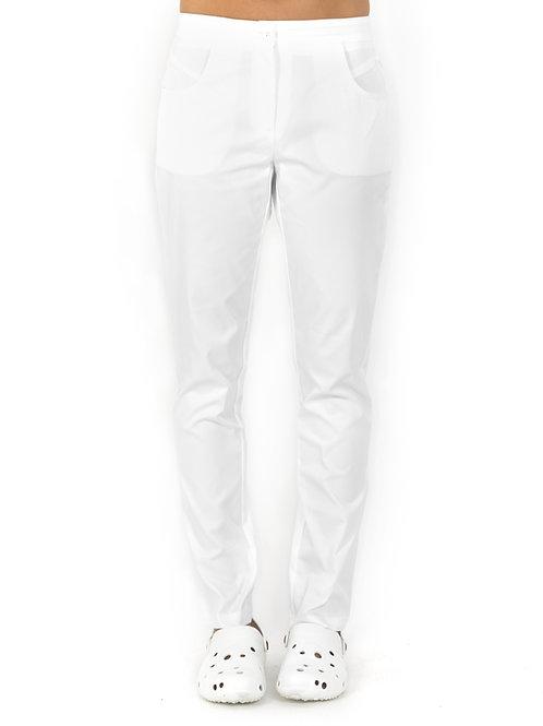 Pantalon Doris Blanc