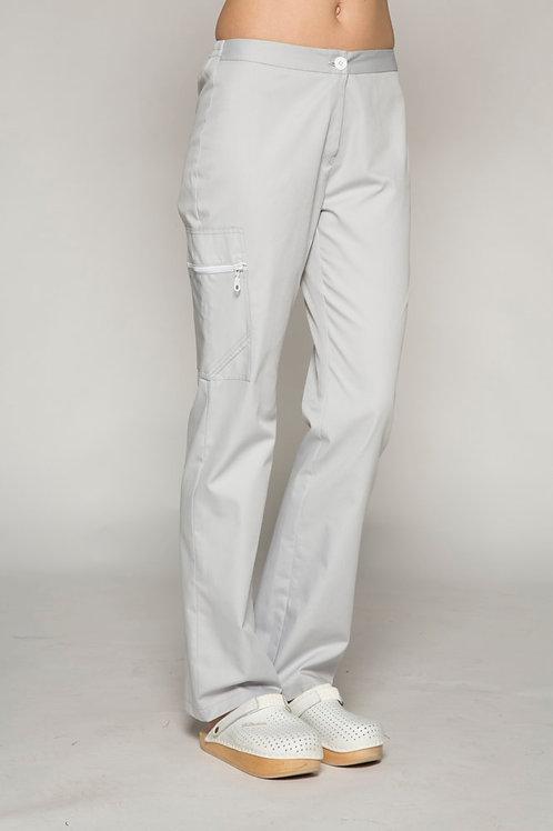 Pantalon Osiris gris clair