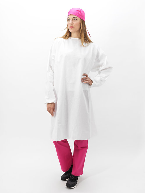 5×Surblouses Blanches
