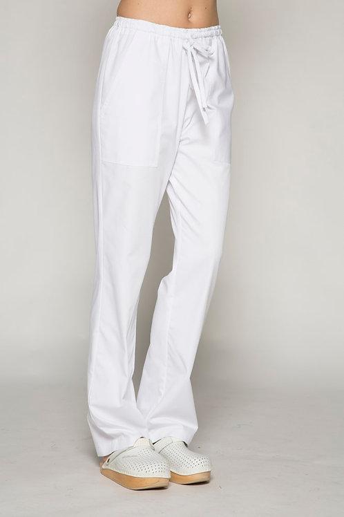 Pantalon Jessy blanc