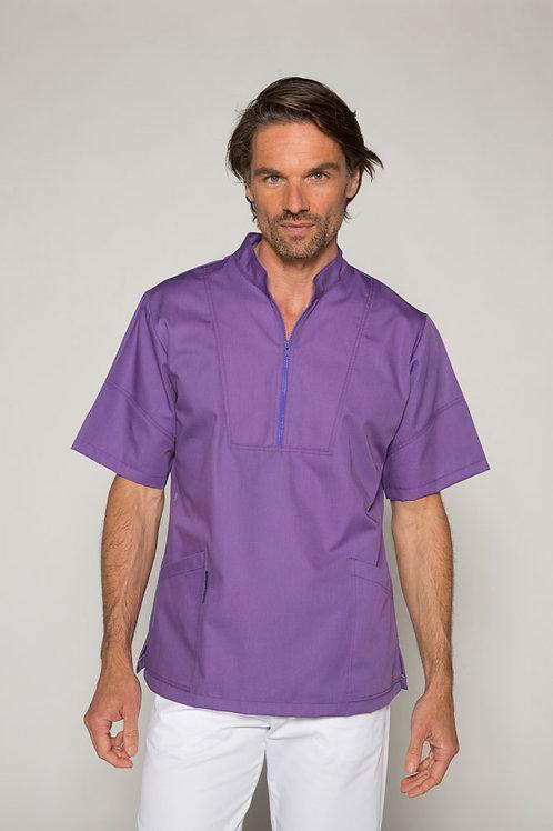 Marinière Twist violet