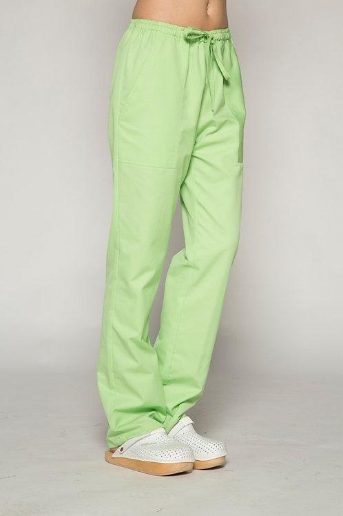Pantalon Jessy anis